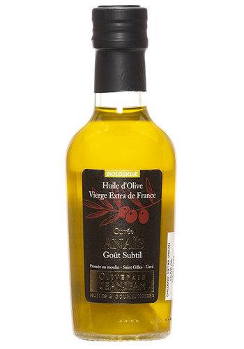 Huile d'olive Cuvé Anais ( Grossane et Frantoio) Jean-Jean 250ml