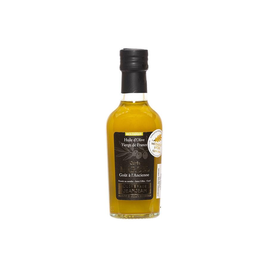Huile d'olive Cuvé Marcel Fruitée noire Jean-Jean 250ml