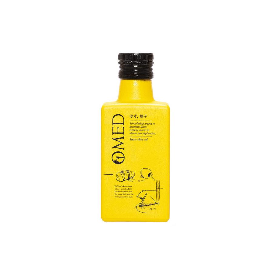 Olive Oil with Yuzu 250 ml O-Med