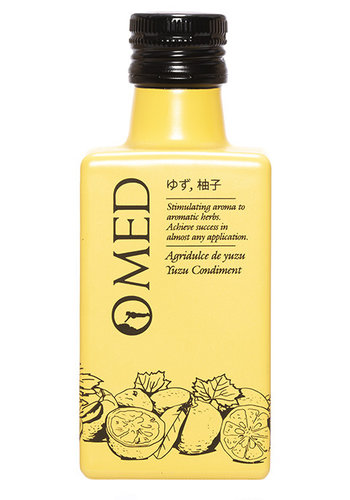 Vinaigre de Yuzu  250 ml O-Med