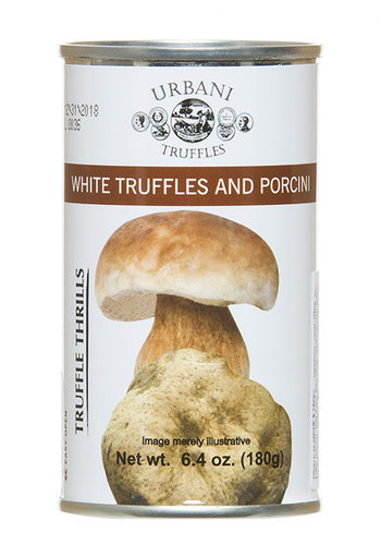 Cepes (porcini) and White Truffles 180g