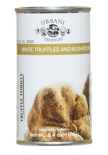 White Truffles and Mushrooms 180g