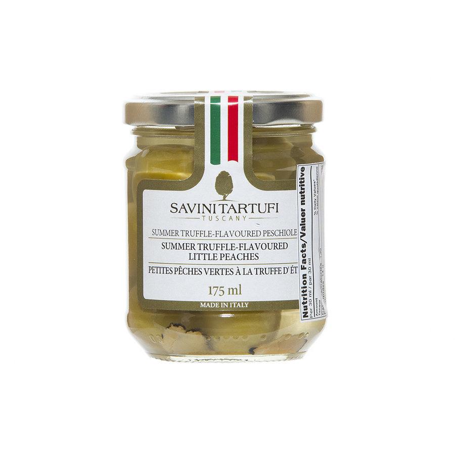 Summer truffle-flavoured little peaches 175 ml