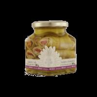 Aubergines,piments et capres | Masseria Murogallo  260g
