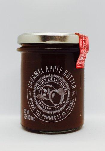 Beurre de pommes au caramel 185g