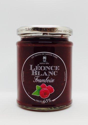 Confiture framboise 65% 330 g |Léonce Blanc