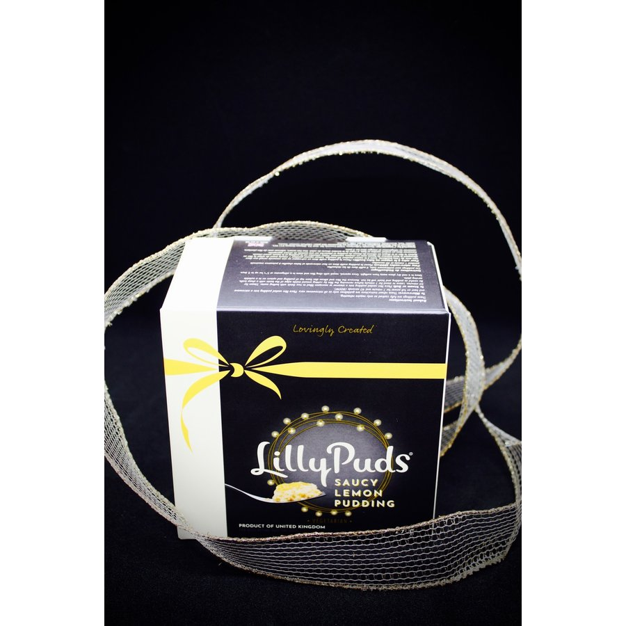 Lilly Puds Lemon Pudding 300g