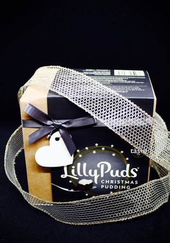 Lilly Puds Christmas Pudding 454g