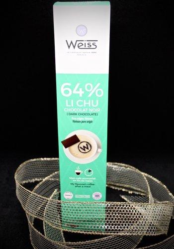 Réglette napolitains pour café Li Chu 64% 40pc