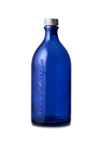 Huiled'olive extra vierge  bouteille bleu Muraglia 500ml