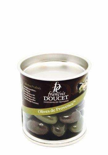 Chocolat Olives de Provence François Doucet 120g