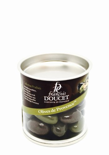 Doucet chocolate olives from provence 120g