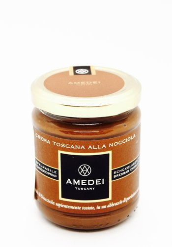 Amedei hazelnut chocolate hazelnut spread 200G