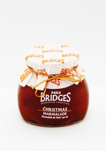 Marmelade de noël de Mrs Bridges 250ml