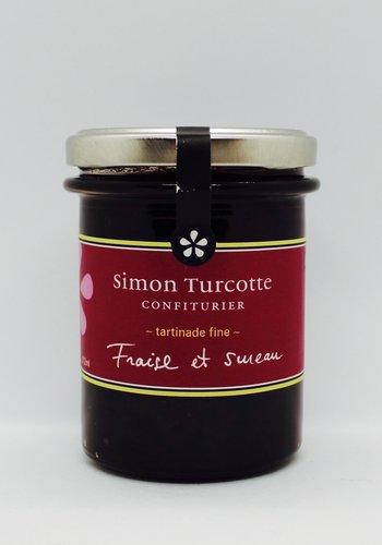 Petit dejeuner gourmet Fraise et sureau 212 ml   Simon Turcotte