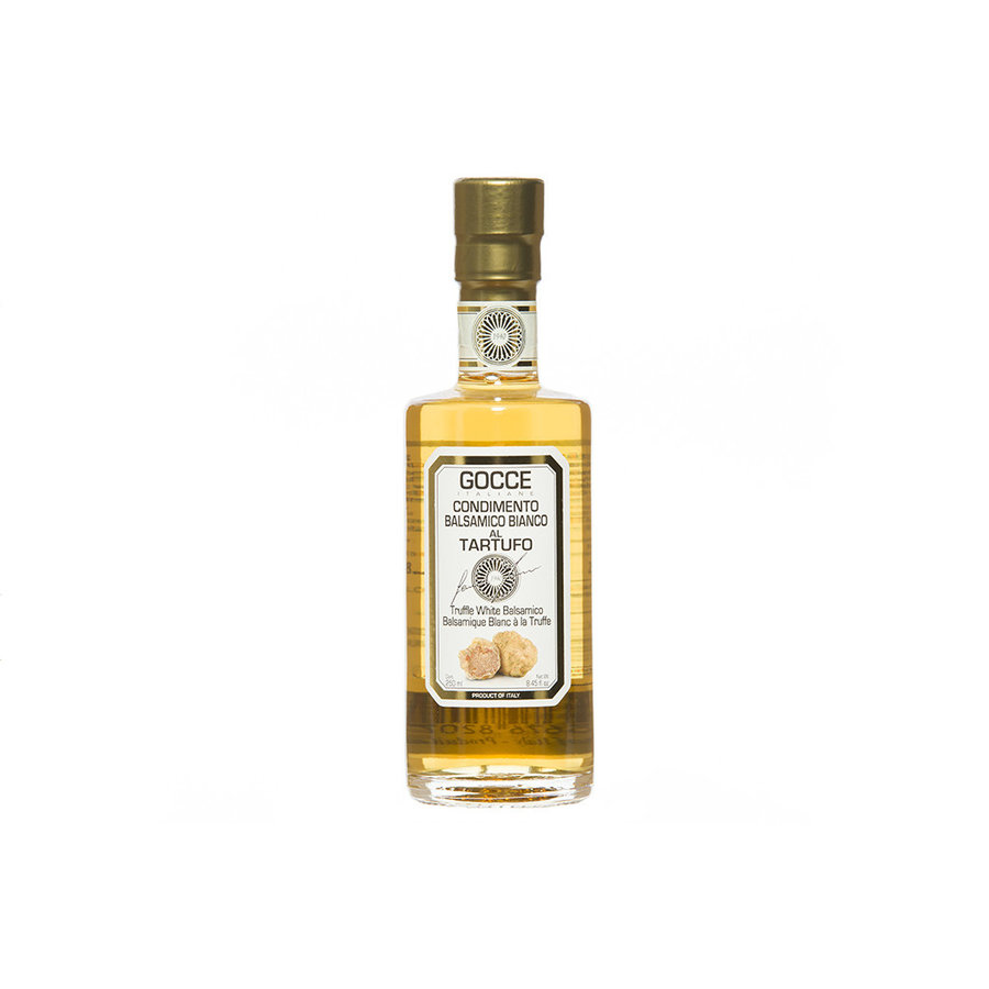 Vinaigre Balsamique Blanc Infuse Truffe 250 ml