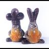 Duo lapins | Morel Chocolatier