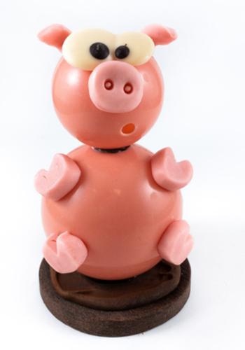 Montage cochon   Morel Chocolatier