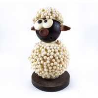 Montage mouton   Morel Chocolatier