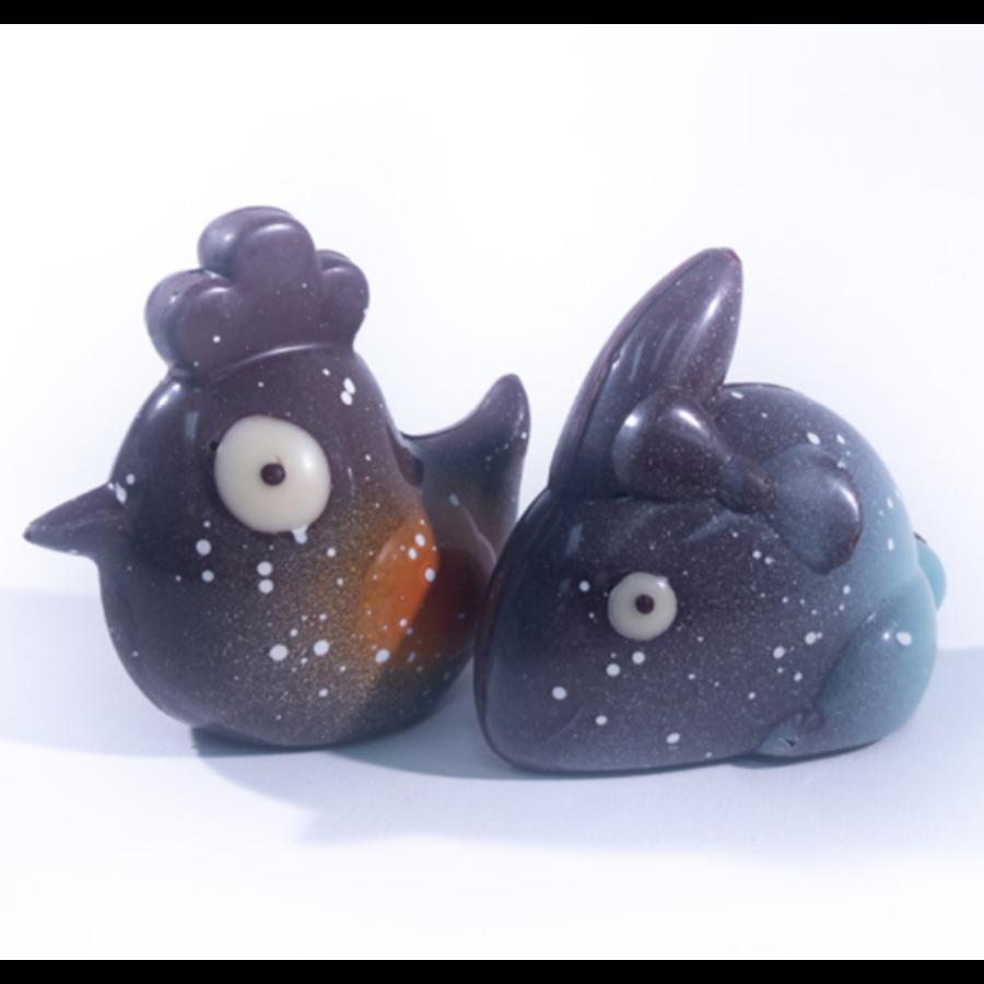 Duo ferme | Morel Chocolatier