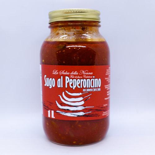 La Salsa Della Nonna au piments forts