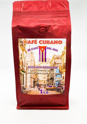 Café Cubano Serrano Superior 454g