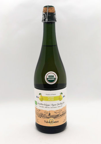 Jus de poire pétillant  750ML | Val de France