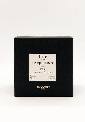 Thé noir darjeeling 25 sachets | Dammann Frères