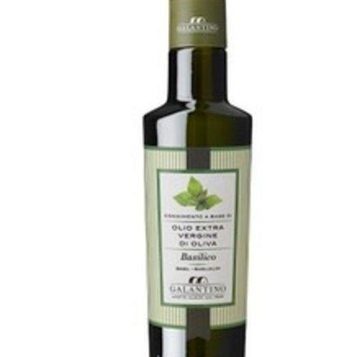 Huile d'olive basilic Galantino 250ml