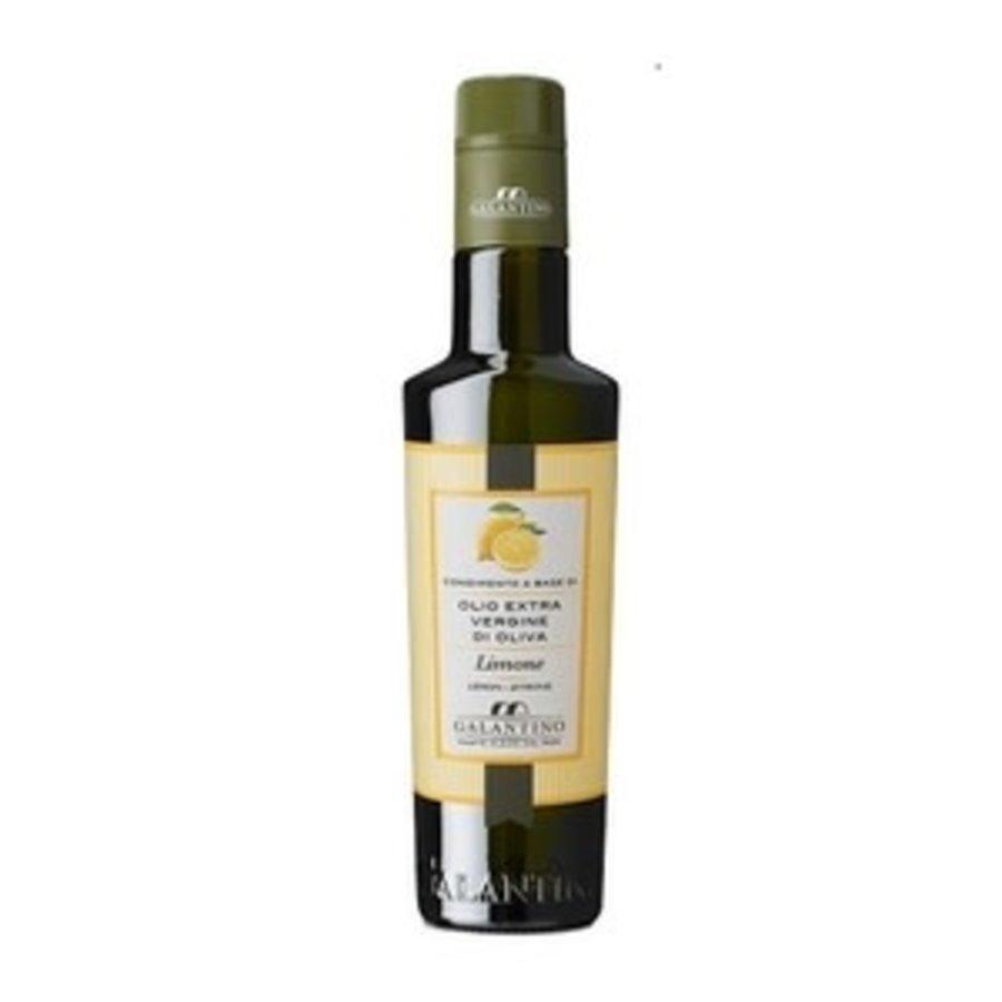 Huile d'olive au citron Galantino 250 ml