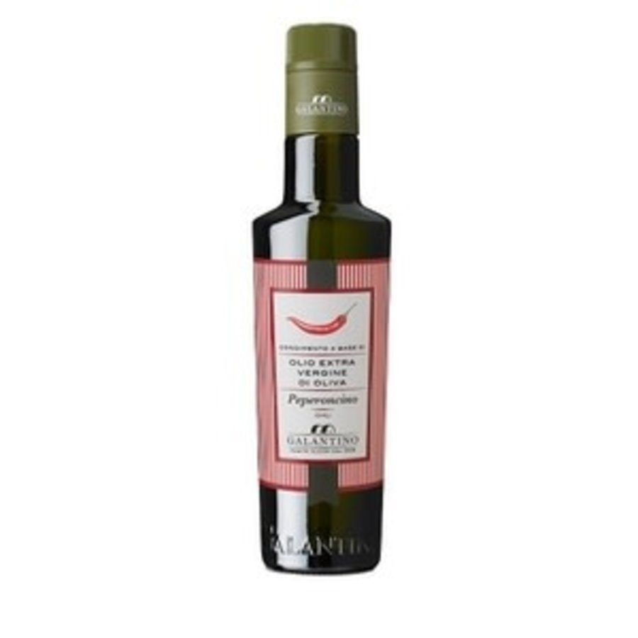 Huile d'olive au piment Galantino 250ml