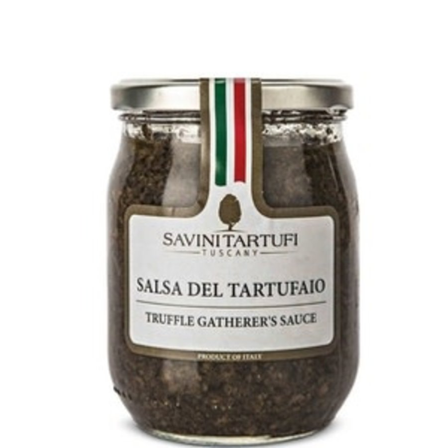 Sauce aux champignons avec truffe 500g (Savini Tartufi)