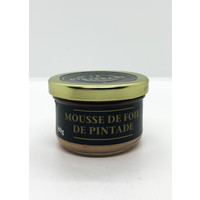 Mousse de foie de pintade 80G| La Pintarade