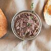 Mousse de foie gras de canard à l'Armagnac 80 gr