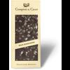 Barre gourmande noir gingembre 90g