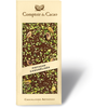 Caramelized pistachio milk chocolate gourmet bar 90g