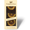 Barre gourmande noir orange confite 90g
