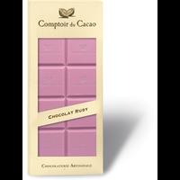 Gourmet bar Chocolat ruby nature 90g