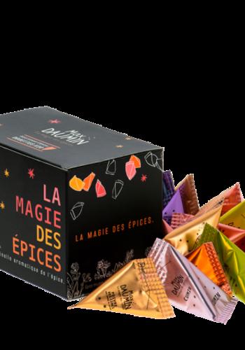 Max Daumin - Coffret magique - 20 dosettes