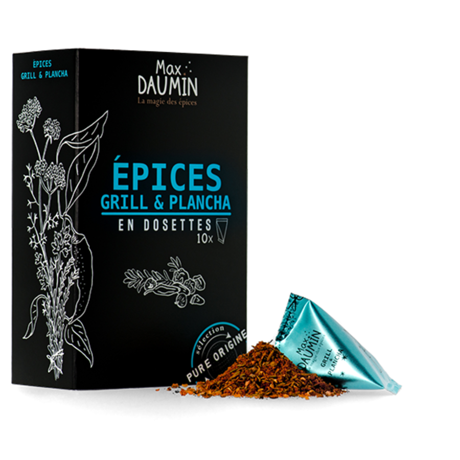 Spices for Grill & Plancha pods Max Daumin (10)