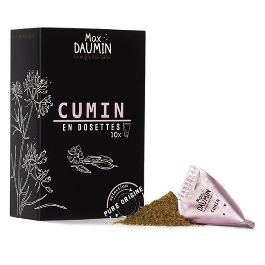 Max Daumin - Cumin - 10 dosettes