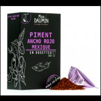 Max Daumin - Piment ancho - 10 dosettes