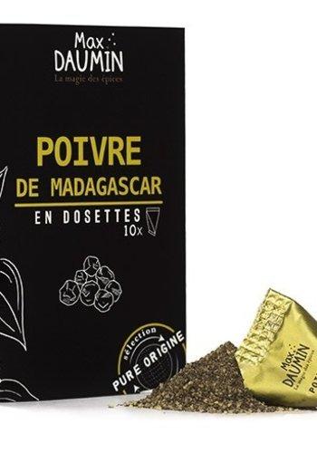 Max Daumin - Poivre de Madagascar - 10 dosettes