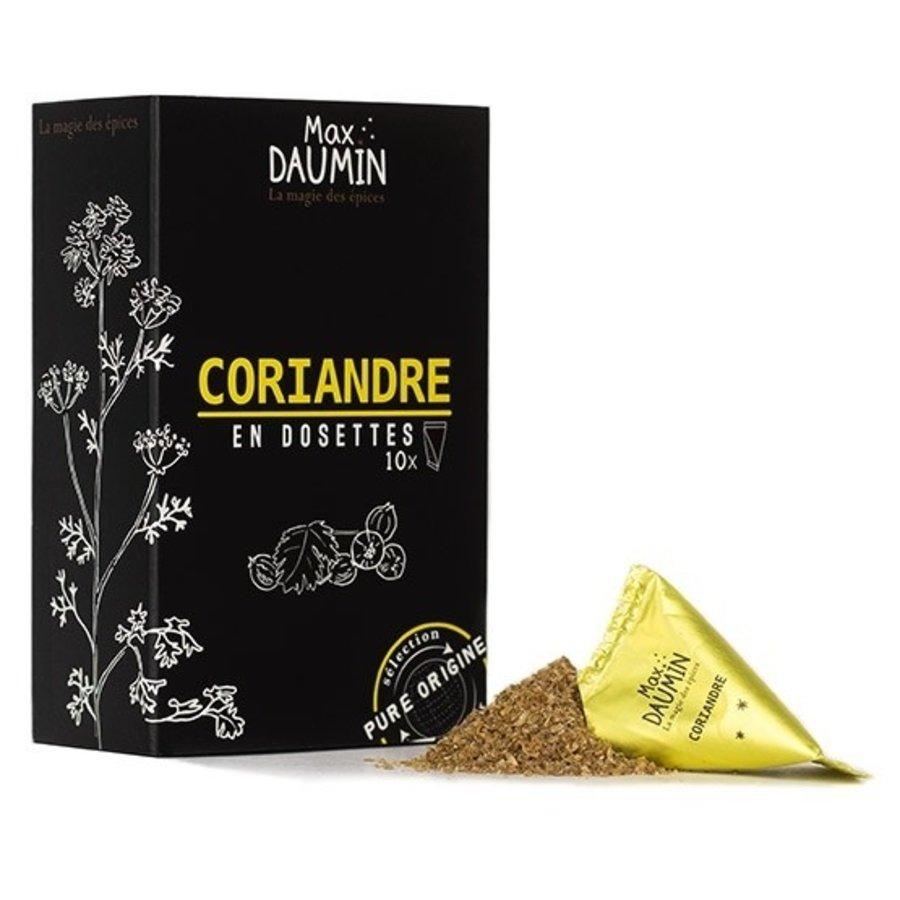 Max Daumin - Coriandre - 10 dosettes