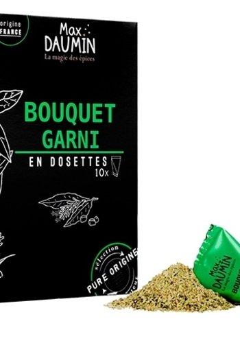 Max Daumin - Bouquet  Garni - 10 dosettes