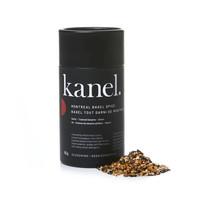 Bagel tout garnie de Montréal85 g | Kanel