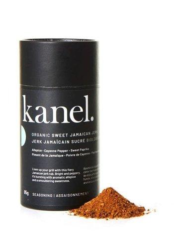 Jerk Jamaïcan sucré biologique 85 g | Kanel