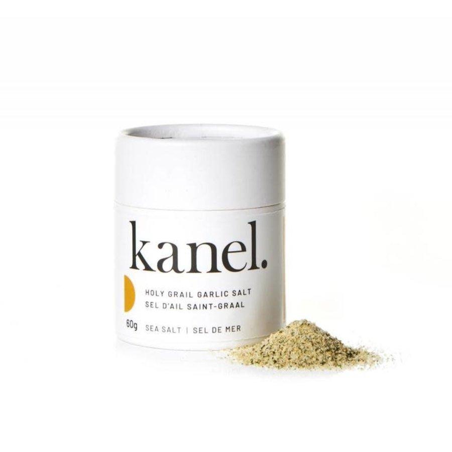 Sel d'ail Saint-Graal 60 g | Kanel