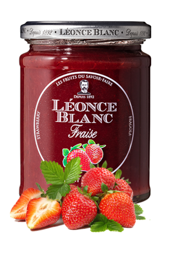Strawberry Jam 65% (Léonce Blanc)