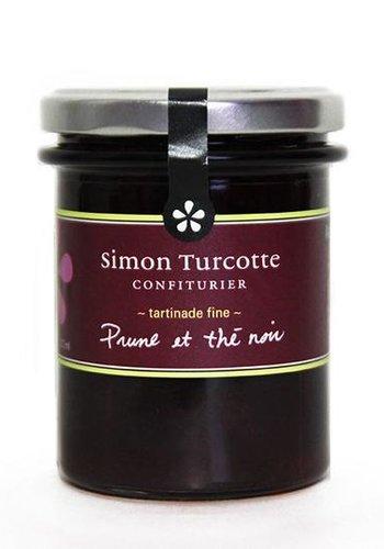 Petit dejeuner gourmet Prune et the noir 212 ml